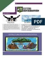 Folleto Politica y Globalizacion