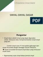 1B Sinyall-sinyal Dasar
