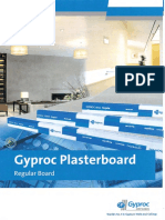 Gyproc Regular Boards
