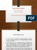 Carta a Garcia Analisis