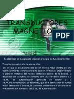 TRANSDUCTORES MAGNETICOS