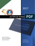tabla de contenido window 2010  1
