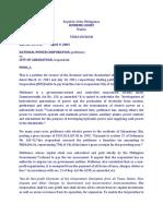NPC v. City of Cabanatuan (Local Franchise Tax)