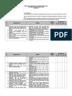 6. Pemetaan Kompetensi dan Teknik Penilaian .doc