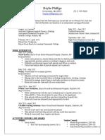 2017 pdf resume