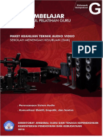 g Teknik Audio Video Perencanaan Sistem Audio