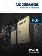 Gas Generators Brochure