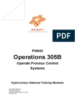 PMAOPS305 Operate Process Control Systems