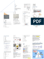 y 12 Physics Summary Sheet