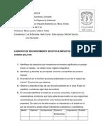 Trabajo Efectos e IA Barrio Bolivar
