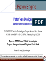Free Piston Engine