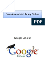 Free Accessible Library Online