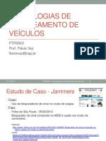 Estudo de Caso - Jammers
