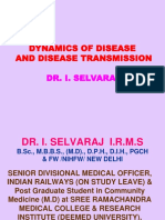 Disease and Infection