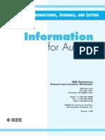 IEEE Guidelines