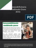 Inmunodeficiencia Combinada Grave