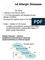 Allergic Diseases - Paula Leary