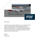 Freeware Aircrafts India FSX