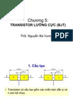 Chuong 05 Transistor BJT