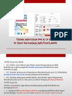 3.Teknik Menyusun PPK & CP Di RS