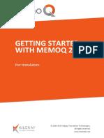 MemoQ QuickStartGuide 7 8 En