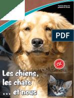 Chiens Chats Et Nous Tousse Pedagogique 8 10 Ans