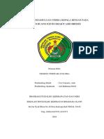 LAPORAN PENDAHULUAN CIDERA KEPALA RINGAN IGD.docx