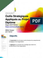 S1 - outils stratégiques