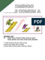 XXXIII Comum