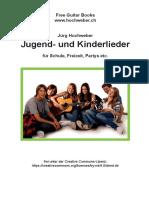 Kinder Jugend Lieder