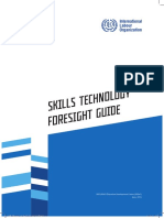Skills Technology Foresight Guide