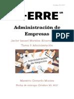 Act. 5 Administración #729480