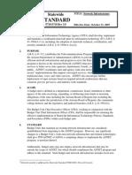 P710-S710 Network Infrastructure Standard