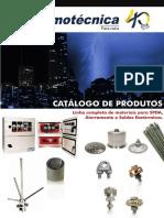 Catalogo_produtos Termotécnica Para Raios