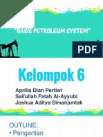 PPT Basic Petroleum System