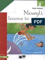 Mowgli Learns to Swim