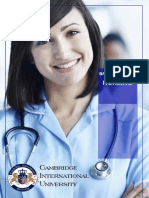 Bachelor Nursing