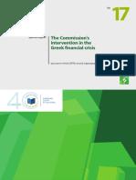 Economic Adjustment Programmes for Greece - EU Auditors report
