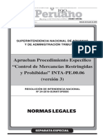 Aprueban Procedimiento Especifico Control de Mercancias Res Resolucion No 24 2016 Sunat5f0000 1408410 1