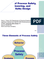 Inherently Safer Design