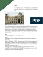 Viena Palatul Hofburg