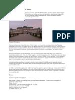 Viena Palatul Belvedere
