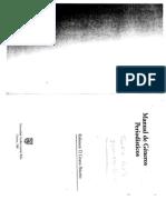 Manual de Generos Periodisticos de Lizano