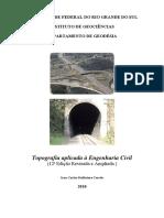 Topografia Aplicada a Engenharia Civil - UFRGS