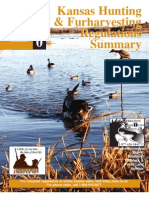 2010 Kansas Hunting Regulations