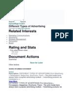 types of ad media.docx