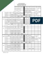 Jadual Waktu PPK Awam 17-18 Sem I