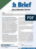 Hydraulics Pressure DWFSOM147