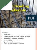 barbendingschedulebyakhil-140512032242-phpapp01