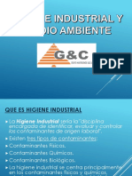 Higiene y Medio Ambiente - LDS Cusco
